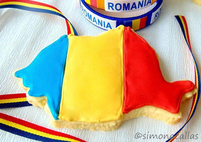 """Romania"" shaped cookies by simonacallas"