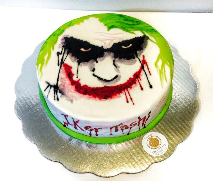 Resultado de imagen de tarta joker pinterest