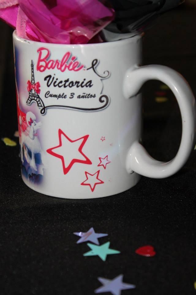 ¡Puedes dar un recuerdo diferente en tu cumpleaños! Una taza personalizada, es la opción.