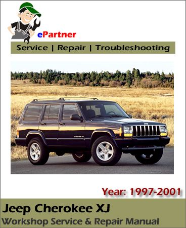 7 best jeep service manual images on pinterest jeep download jeep cherokee xj service repair manual 1997 2001 fandeluxe Gallery