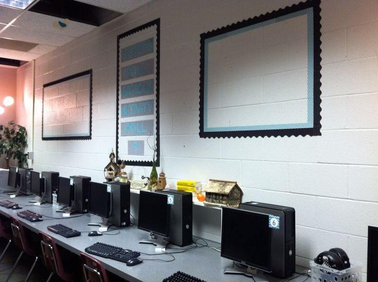 Best 25+ Computer lab design ideas on Pinterest | Eclectic wall ...