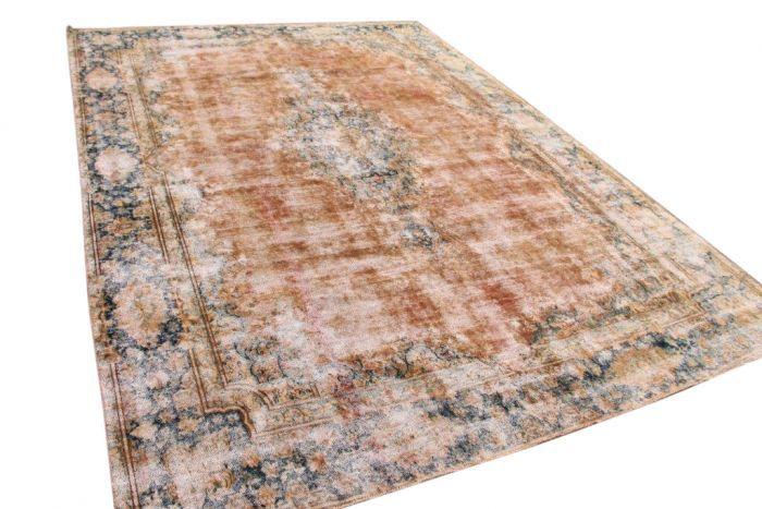 Vintage vloerkleed, 380cm x 267cm | Rozenkelim.nl - Groot assortiment kelim tapijten