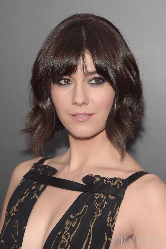 "Style Double Shot: Mary Elizabeth Winstead, Promoting ""10 Cloverfield Lane"" 