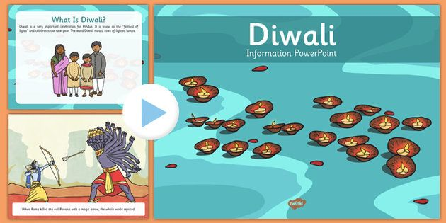 information about diwali for kids
