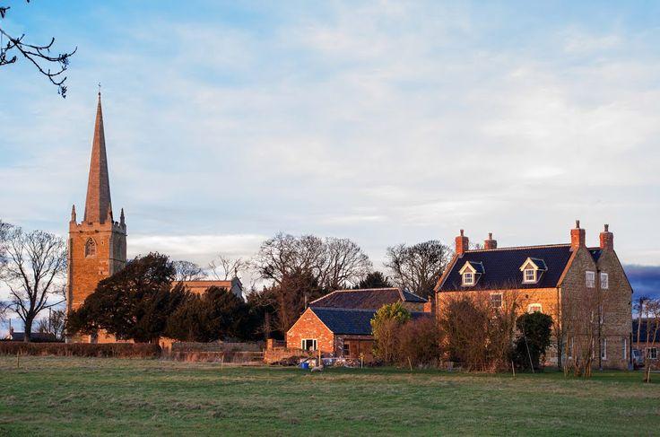 St. Peter & St. Paul Barkestone le Vale