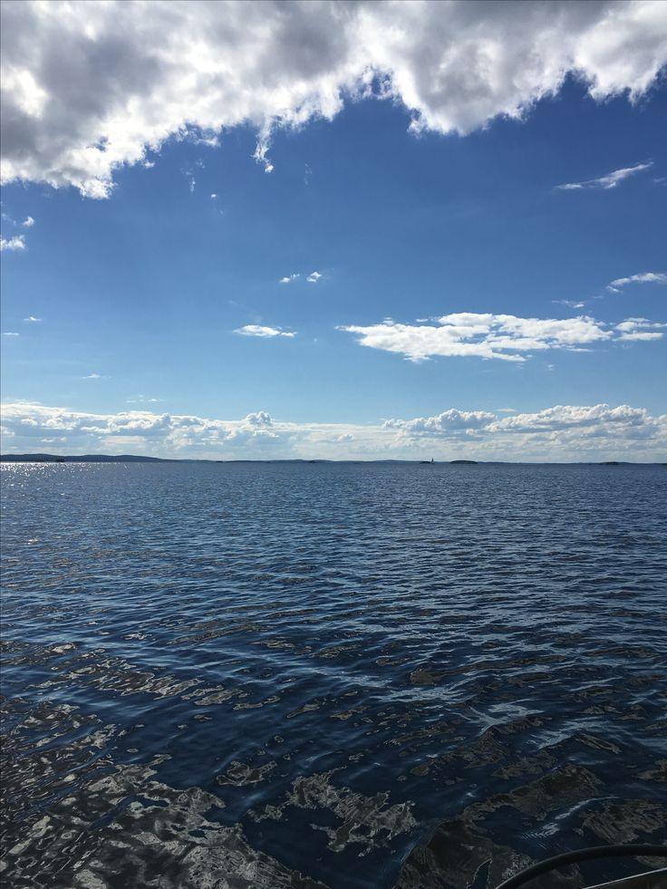 Lake Päijänne, Sysmä, Finland