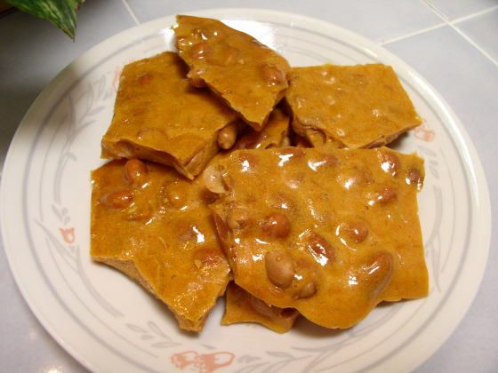 Easy Peanut Brittle Recipe - Food.com
