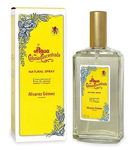 ALVAREZ GOMEZ eau de cologne spray refillable 150ml Alvar... https://www.amazon.co.uk/dp/B004J11POG/ref=cm_sw_r_pi_dp_x_JezBybGGCJNYD