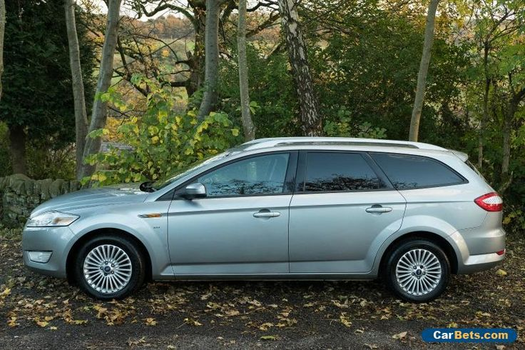 FORD MONDEO ESTATE ZETEC TDCI 2.0 140 - ROOF RAILS TINTED REAR WINDOWS DIESEL #ford #mondeo #forsale #unitedkingdom