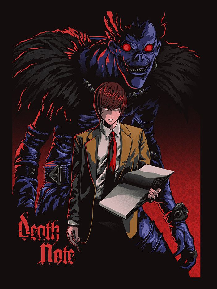 "Alexander Iaccarino ""Kira (Death Note)"" - Regular"
