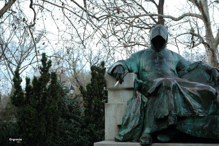 budapest estatua