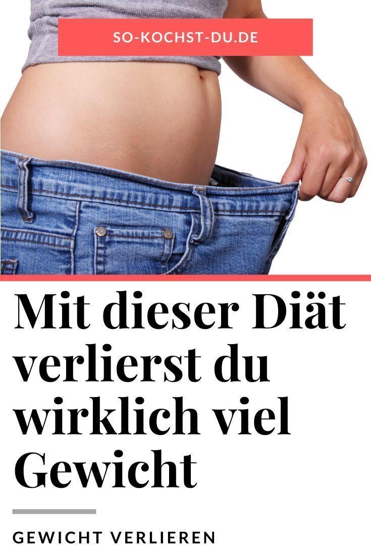 Effektive Methode, um in kurzer Zeit Gewicht zu verlieren