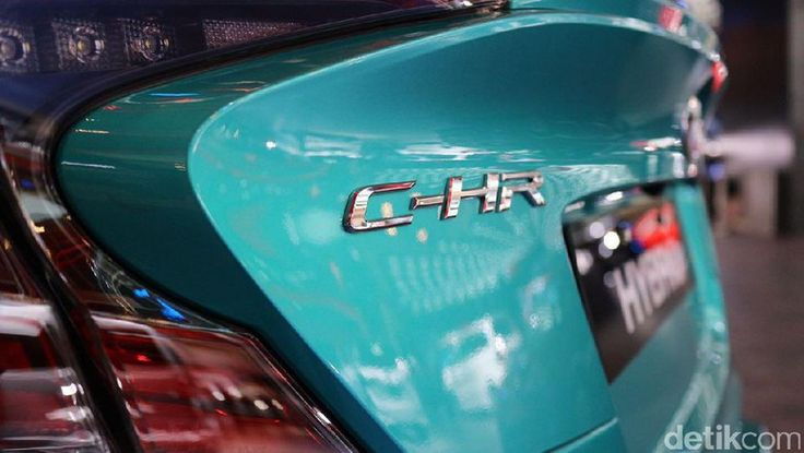 TOYOTA MEMPERKENALKAN KONSEP C-HR HY-POWER  http://www.bali-toyota.com/toyota-memperkenalkan-konsep-c-hr-hy-power/