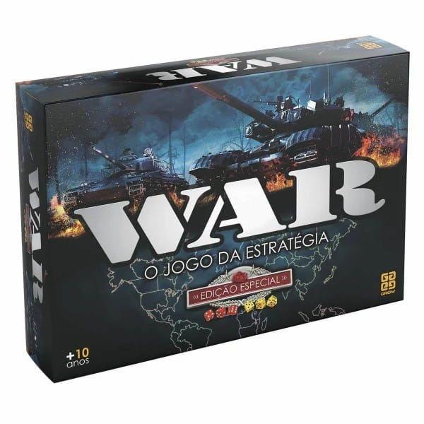 Jogo Grow War Edicao Especial O Jogo Da Estrategia Original Jogos De Estrategia Jogos Os Melhores Jogos