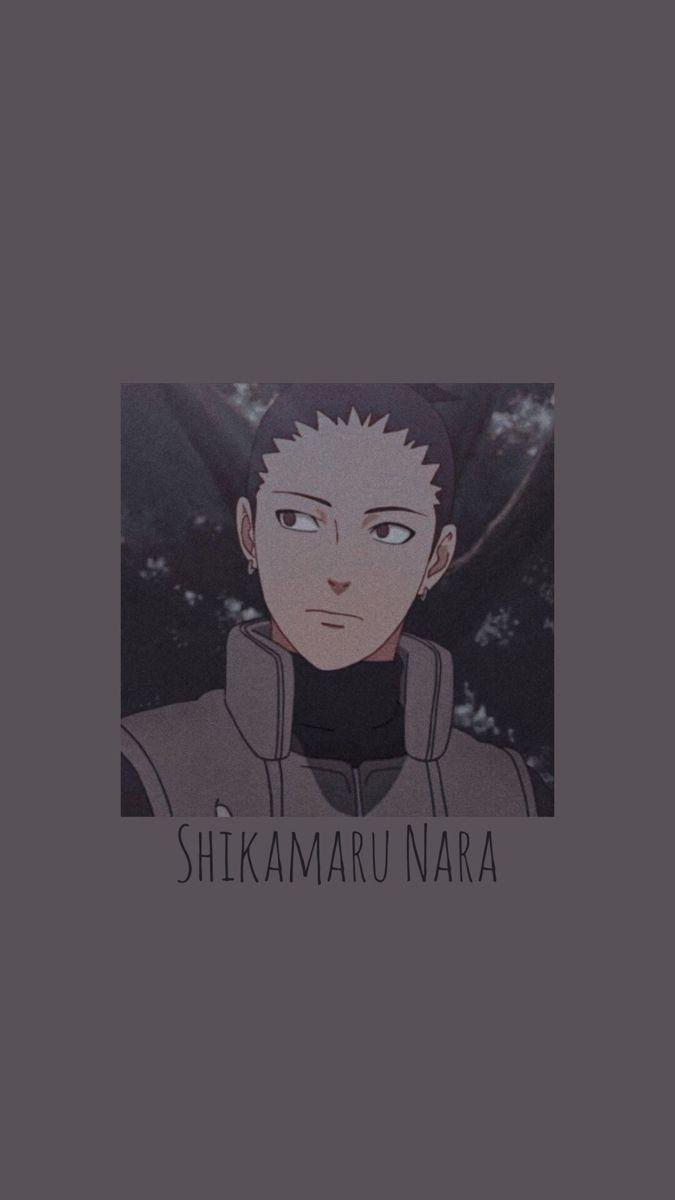 Shikamaru Aesthetic Naruto Shippuden Anime Shikamaru Wallpaper Naruto Shippuden