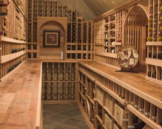 90 Best Images About Wine Cellars On Pinterest