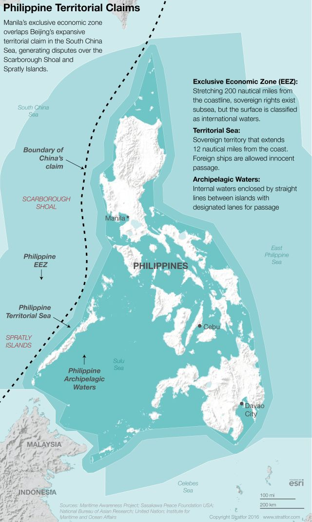 Asia Sea Map%0A Asian Defence News Channel  The Philippines u     Grand Plans for the South  China u