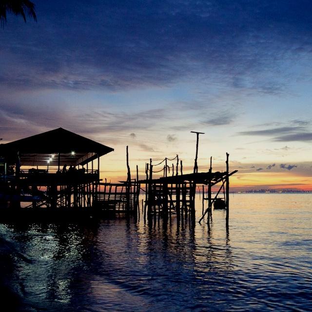 Sunset @ Putri Beach, Nongsa Batam