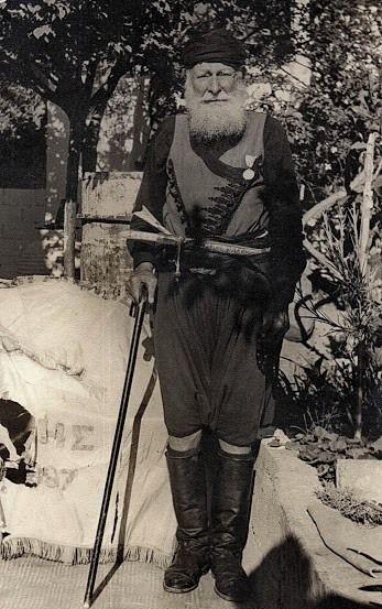 Cretan longevity.... Σήφης Μπαρμπούνης 1856-1964 from: ΕΥΗ ΜΠΑΡΜΠΟΥΝΗ