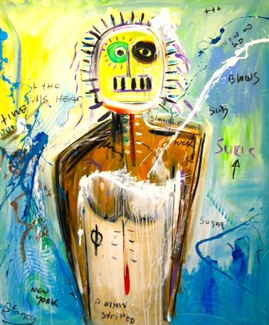 Adam #figurative #art by Antonio Russo Available Now