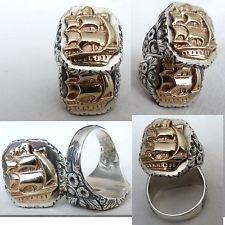 Mr. Ring Silver 835 ? Sailboat ,Treasure Hunter  Nautika