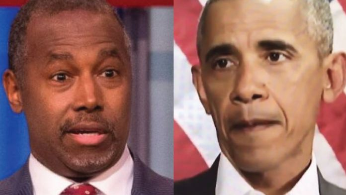 BEN CARSON IS SHOCKED! He Cannot Believe What He Just Found Out About Obama…