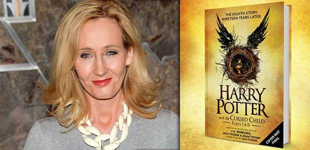 Το καλοκαίρι θα κυκλοφορήσει το 8ο βιβλίο του Χάρι Πότερ