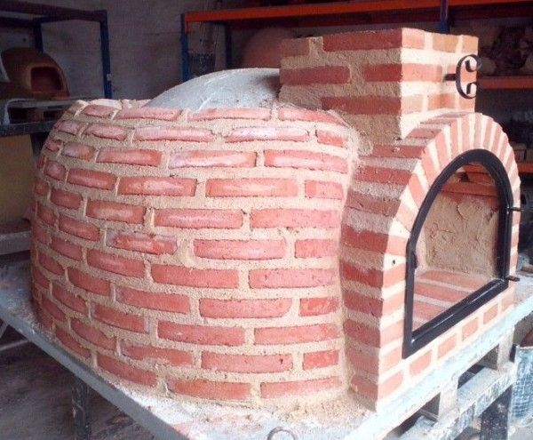 Italian Pizza Oven, Four A Pizza, Pizza Oven Outdoor, Barrel, Decoration, New Homes, Pizza Ovens, Home Decor, Wood Oven