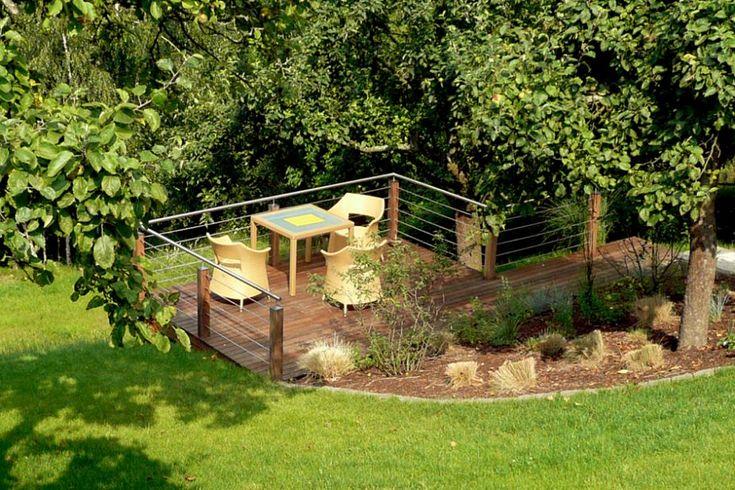 21 best baumknospen images on pinterest decks home and garden and landscaping. Black Bedroom Furniture Sets. Home Design Ideas