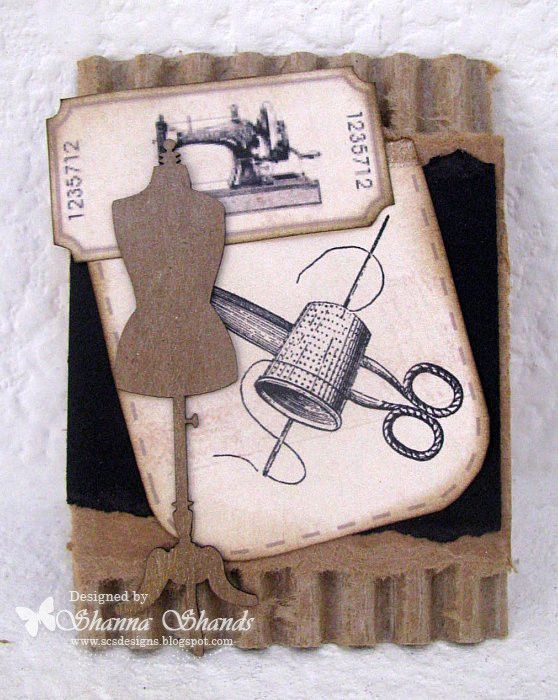 17 best sewing business cards images on pinterest lipsense ginas designs vintage sewing freebie for new beginnings reheart Images