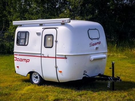 25 best ideas about small lightweight travel trailers on pinterest lightweight campers small. Black Bedroom Furniture Sets. Home Design Ideas