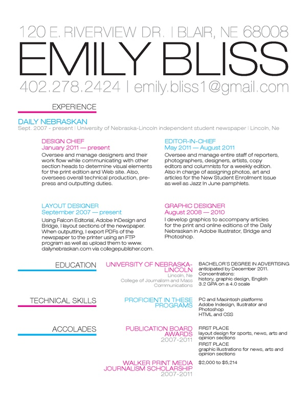 45 graphic designer resume samples for your inspirations vinodomia