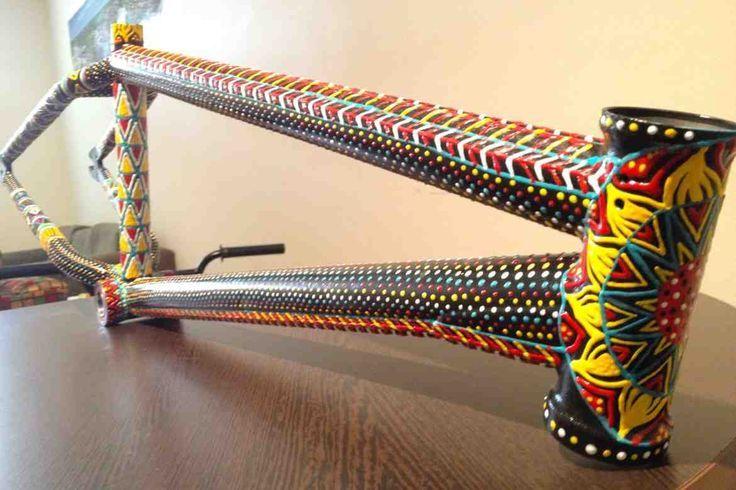 Mongoose Index 2 0 20 Freestyle Bike Silver Paint Bike Bmx