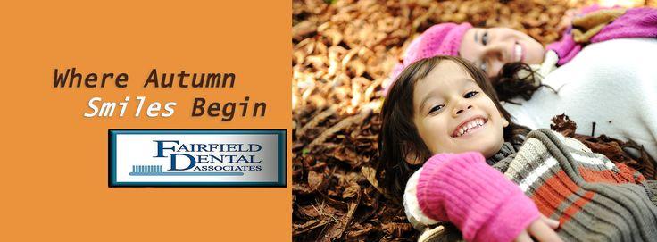 #Autumn #Smiles begin with #PreventiveDental @ #FairfieldDental http://hubs.ly/H04qC1q0