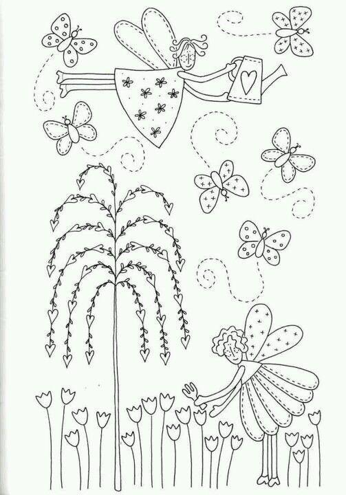 Hadas jardineras