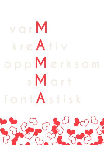 Morsdagskort - http://moldvarp.wordpress.com/