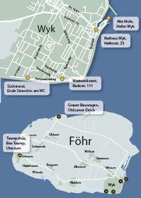 Schutzstation Wattenmeer - Föhr - Veranstaltungen - Watt erleben