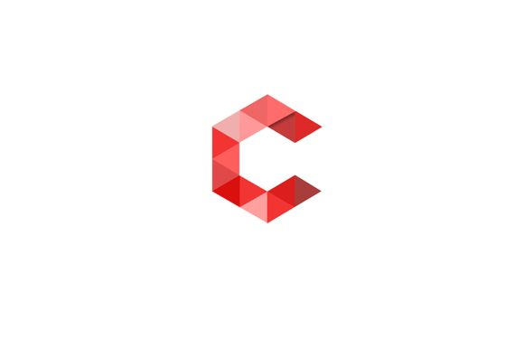 Letter C logo by tiagocarrico on @creativemarket