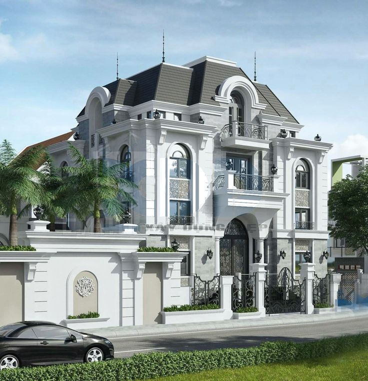 Elevation Mediterranean Architecture Style House Plans: Best 25+ Mansard Roof Ideas On Pinterest