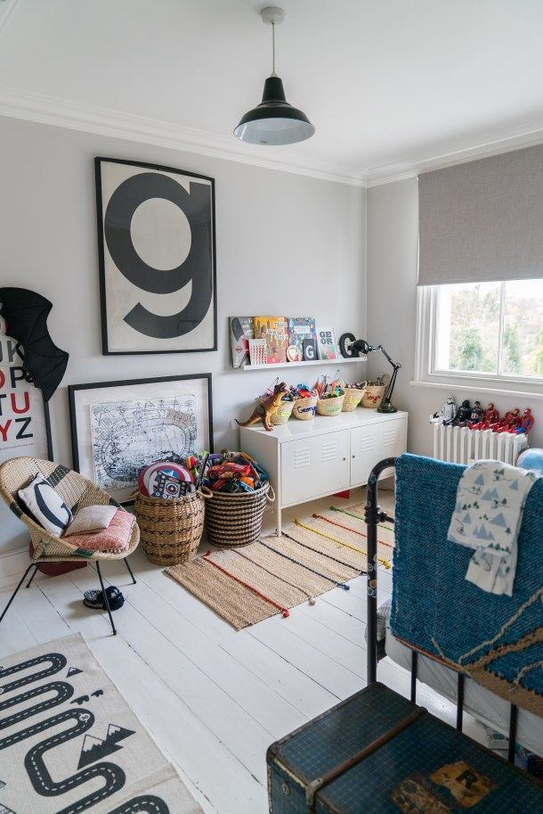TODDLER * The perfectly decorated Pinterest nursery
