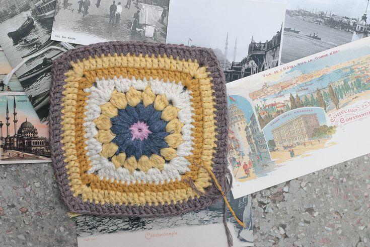 https://flic.kr/p/23FCAHf | 200 days of granny square day 3