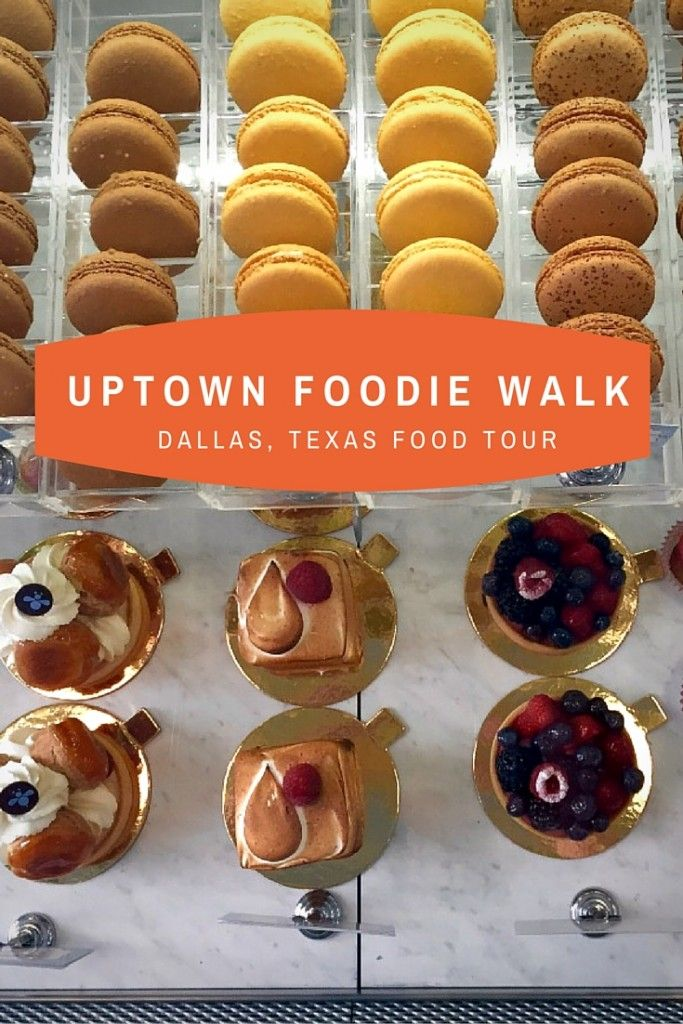 Dallas Food Tour Uptown Foodie Walk | Enjoy great eats around Dallas, Texas.