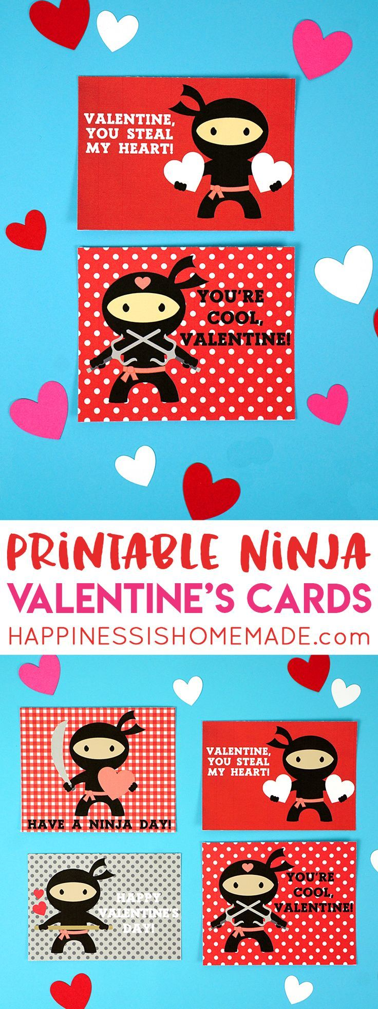 391 best Valentines Day Printables and Cards  The Crafting