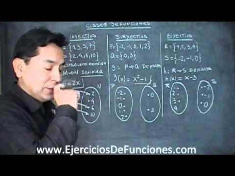 Clases de Funciones