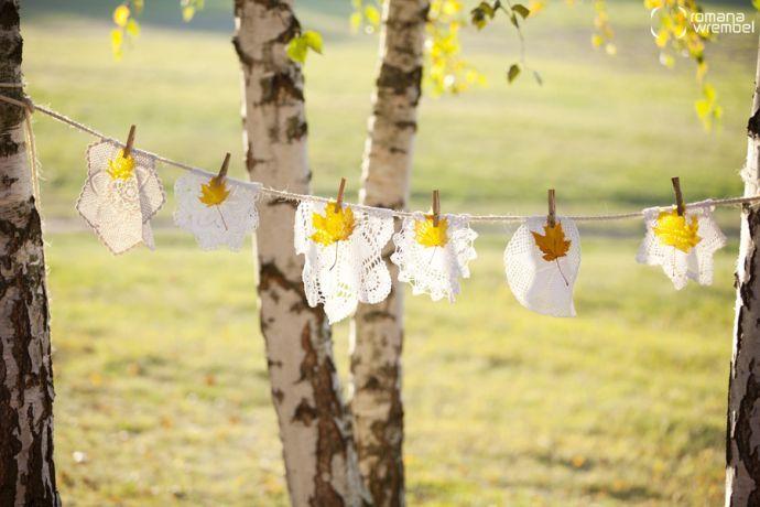 autumn wedding!