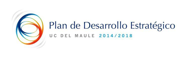 Logo de Proceso de Planificación Estratégica   2014-2018 de la Universidad Católica del Maule