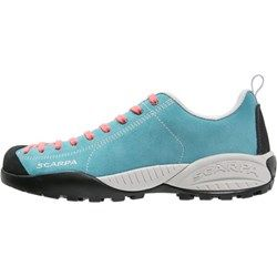 Scarpa MOJITO Obuwie hikingowe icefall/coral red