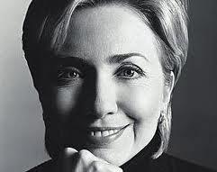 Hillary Clinton. Beautiful photo.