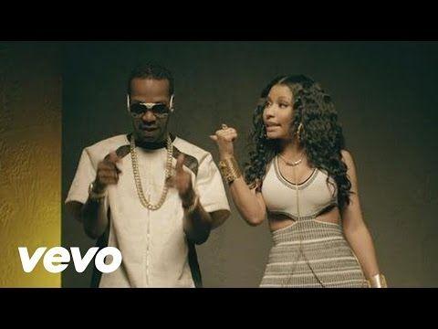 Juicy J - Low (Explicit) ft. Nicki Minaj, Lil Bibby, Young Thug - YouTube
