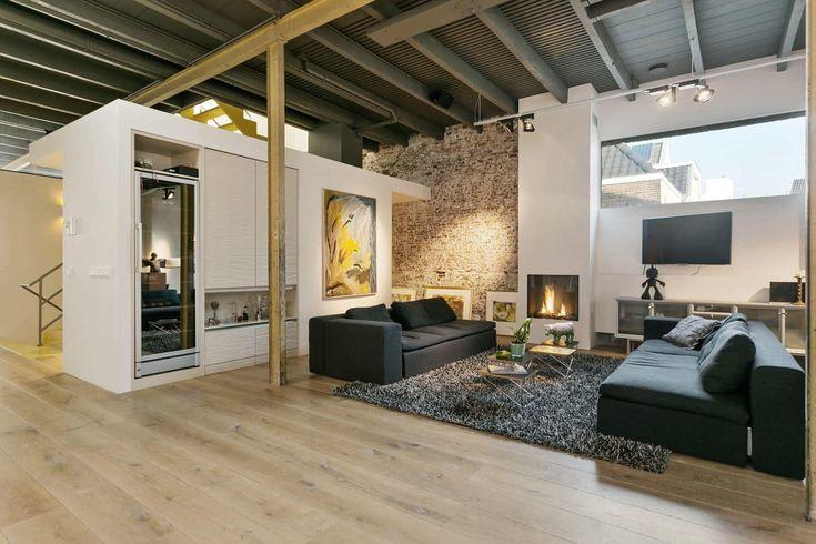 loft 8  - Dit pakhuis in Den Bosch is verbouwd tot stijlvolle loft - Manify.nl